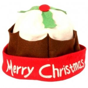 Christmas Pudding Hat (H6797)